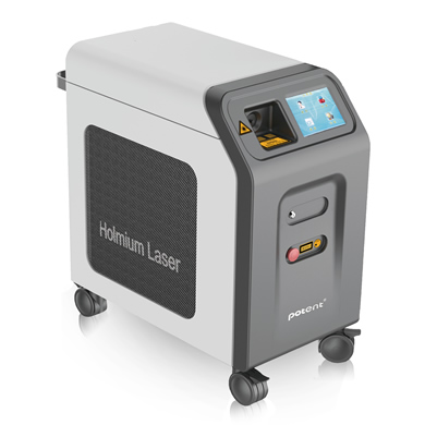 钬激光治疗机主要是用于在内窥镜下治疗泌尿系结石等,如:肾结石、输尿管结石、输尿管和尿道狭窄切割、息肉包裹的结石、膀胱结石、膀胱肿瘤等等。