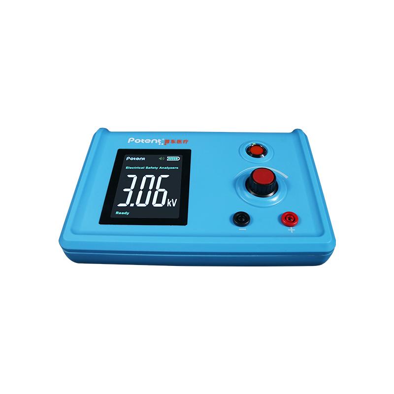 绝缘检测仪是为腔镜器械类、单极和双极手术器械、各种一次性及可重复使用带电源类等器械进行绝缘层检测。