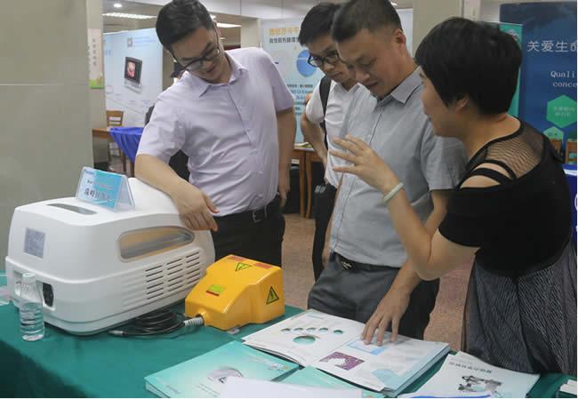 2019珠江国际泌尿外科高新技术会仪现场